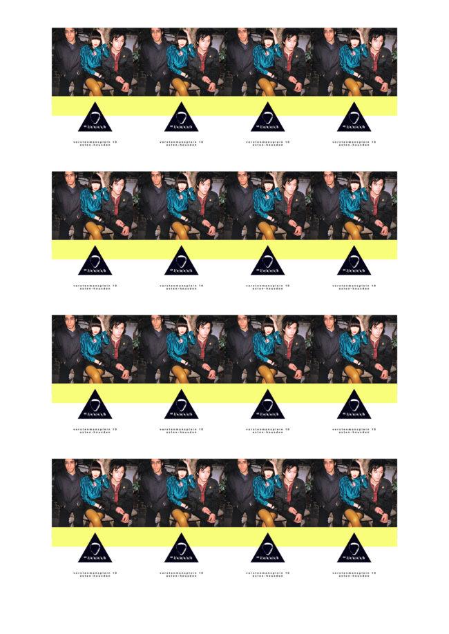 New Born UFOs Antoine Beau Man Grafische Vormgeving Graphic Design Antwerpen Antwerp Ibiza