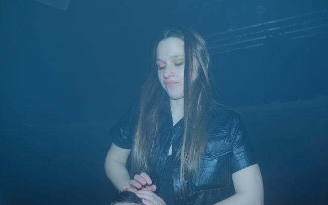 Technoclub Ampere Antwerpen Antwerp België Belgium Night Club Clubbing Techno Party I Hate Models