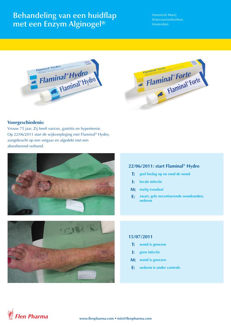 Flen Pharma Flaminal Hydro Flaminal Forte
