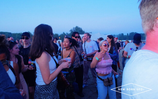 Ampere Open Air 2021 Electronic Music Festival Antwerp Belgium Europe